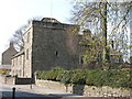 NY9964 : (Former) Pele tower, Main Street (2) by Mike Quinn