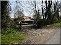SU3845 : Andover Down - Picket Twenty Farm by Chris Talbot