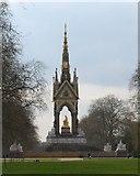 TQ2679 : Albert Memorial by Derek Harper