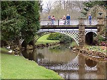 SK0573 : River Wye; Buxton by David Dixon