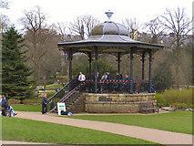 SK0573 : Buxton Pavilion Gardens by David Dixon
