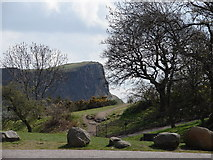 NT2674 : Crags and Boulders by Ian Paterson