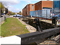 SD8810 : Rochdale Canal, Lock 51 by David Dixon