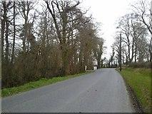 N9241 : Country Road, Oldgraigue, Co Meath by C O'Flanagan
