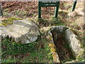 NU0724 : Bronze age burial cist and capstone by Ed Jennings