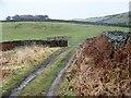 SD2783 : Track, Knapperthaw by Maigheach-gheal