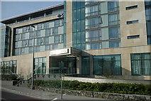 R5757 : Limerick Strand Hotel by Graham Horn