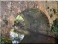 ST7062 : Stone bridge over Newton Brook by James Ayres