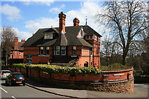SK5639 : Watson Fothergill House by David Lally