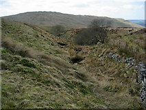 SD6683 : Sike on Barbon High Fell by Chris Heaton