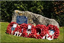 SU4208 : Royal Navy Commandos Memorial, Hythe, Hampshire by Peter Trimming