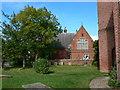 SJ4329 : The Primary School, Cockshutt by Eirian Evans