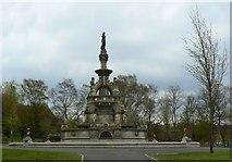NS5766 : The Stewart fountain by James Allan