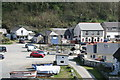 SW7923 : Porthallow:  General view to south by Dr Neil Clifton