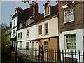 TL4457 : Little St. Mary's Lane, Cambridge by Andrew Abbott