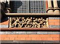 SK5740 : Watson Fothergill's Offices, George Street: frieze detail by John Sutton