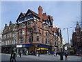 SK5739 : Queen's Chambers, Nottingham by Andrew Abbott