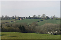 TQ7727 : View to Conghurst Farm by Oast House Archive