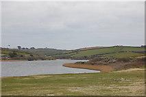 SW6424 : Carminowe Creek by Trevor Harris