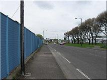 NZ5120 : South Bank Road, Middlesbrough by Alex McGregor