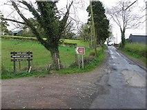 H4869 : Edenderry Road by Kenneth  Allen