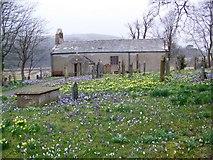 SD1095 : St John's Church, Waberthwaite by Maigheach-gheal