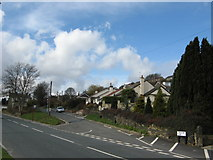 SE2333 : Junction of Hough Side Road & Hough Side Lane, Pudsey by Stephen Armstrong