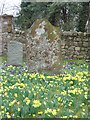 SD1095 : Churchyard, St John's Church by Maigheach-gheal