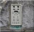 J2968 : Flush Bracket, Dunmurry by Rossographer