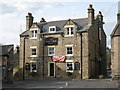 NY9864 : The Wheatsheaf Hotel by Mike Quinn