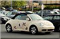 J0154 : New Beetle, Portadown by Albert Bridge