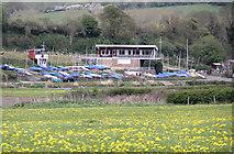 ST6967 : Bristol Avon Sailing Club, Saltford by Rick Crowley