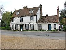TF5520 : Cottage in Churchgate Way, Terrington St Clement by Evelyn Simak