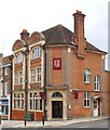 TQ0991 : Former Post Office, Northwood, Middlesex by Jim Osley