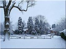 SO9975 : Car Park at Hillscourt by Lorraine Wheale
