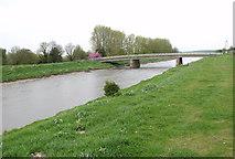 TF5902 : Downham Bridge by Evelyn Simak