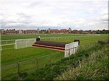 SP1953 : Jump at Stratford Racecourse by David P Howard