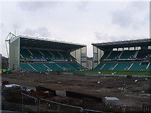 NT2774 : Easter Road Stadium by Stephen Sweeney