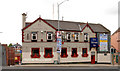"J3774 : The ""Stormont Inn"", Belfast by Albert Bridge"