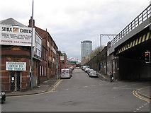 SP0786 : New Bartholomew Street by Robin Stott