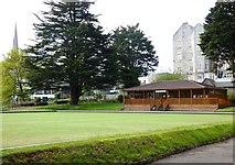 SX9164 : Upton Park Bowling Club by Tom Jolliffe