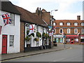 TQ0090 : Chalfont St Peter: The White Hart by Nigel Cox