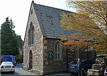 NY3307 : Methodist Church, Grasmere by Brian Clift
