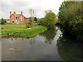 TA0753 : The Driffield Canal from Brigham Swing Bridge by Andy Beecroft