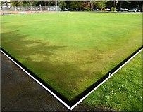 SX9164 : Bowling green geometry I by Tom Jolliffe