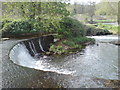 ST7964 : Claverton Small Weir by chris morton
