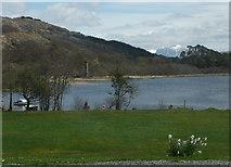 NM9080 : Loch Shiel by Russel Wills