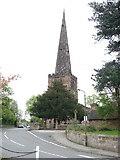 SK3739 : All Saints parish church, Breadsall by Ruth Sharville