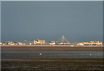 SD3317 : Southport from St Anne's by Gerald England