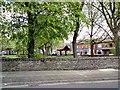 SJ9295 : St Lawrence's Churchyard by Gerald England
